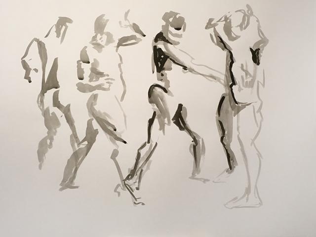 Aaron Ink Gestures